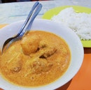 Queensway Famous Curry Chicken