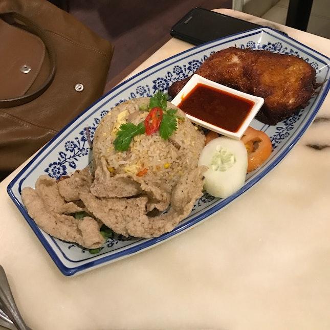 Peranakan Fried Rice (RM15.90)