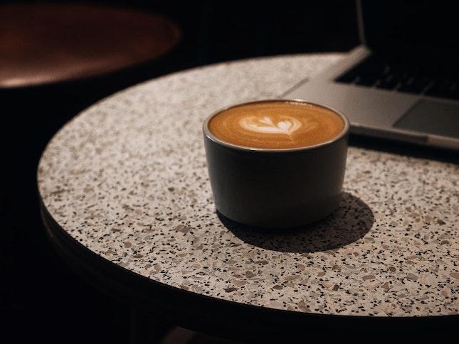 Oatmilk Latte (RM13)