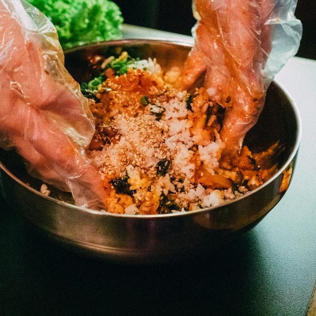 Korean Spicy Rice Bowl (RM22.80)