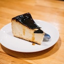 Basque Burnt Cheesecake (RM12)
