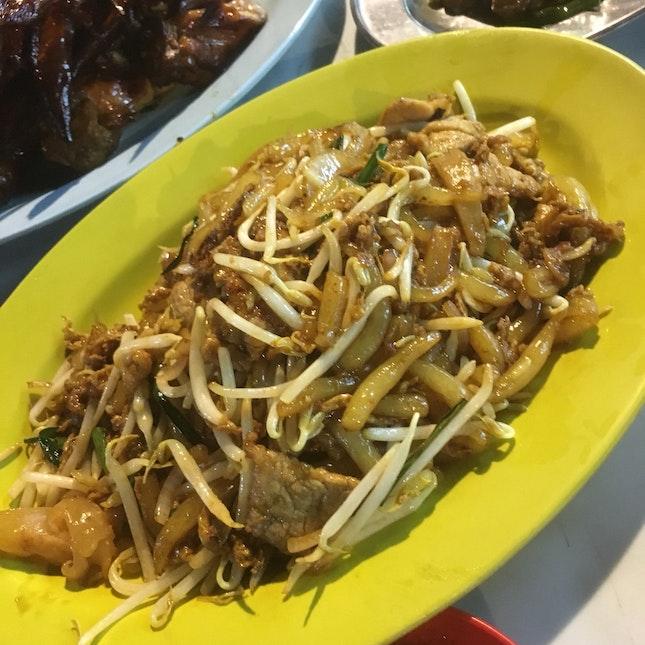 Fried Mee Tai Mak
