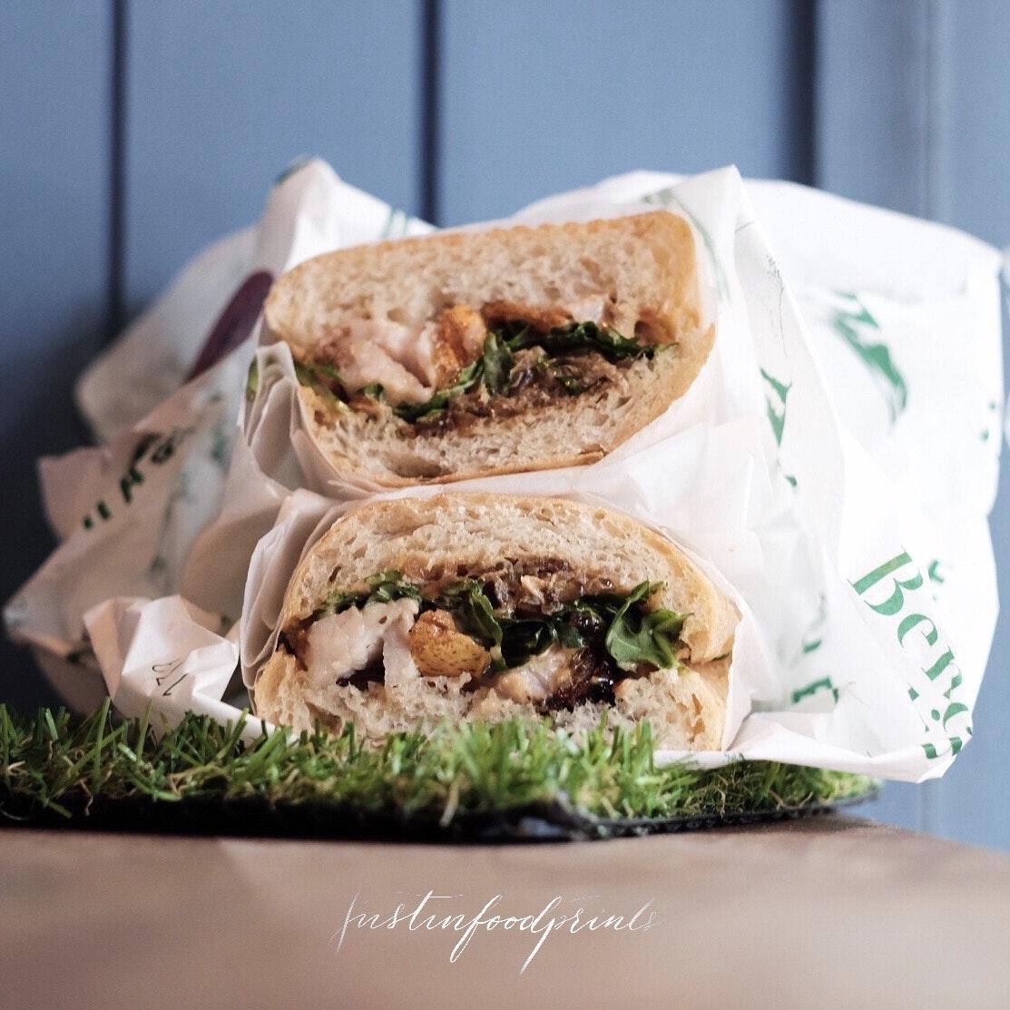 Porcetta Sandwich ($16 nett)