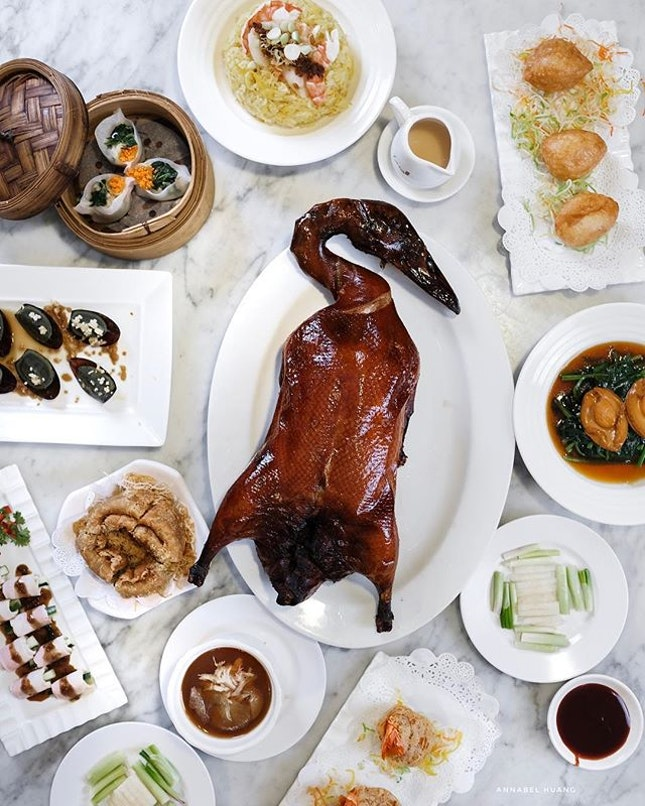 Dimsum delights or scrumptious meal to celebrate Mother's Day this year?
