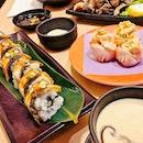 Comfort Jap Dinner