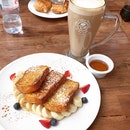 French Toast & Caramel Latte
