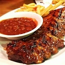 The Original Baby Back Ribs ($35.90++)