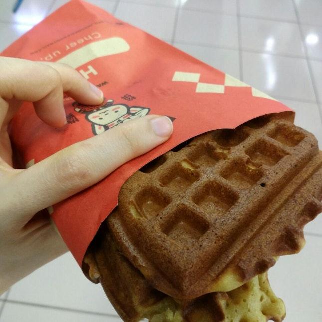 Pocoyo Waffles