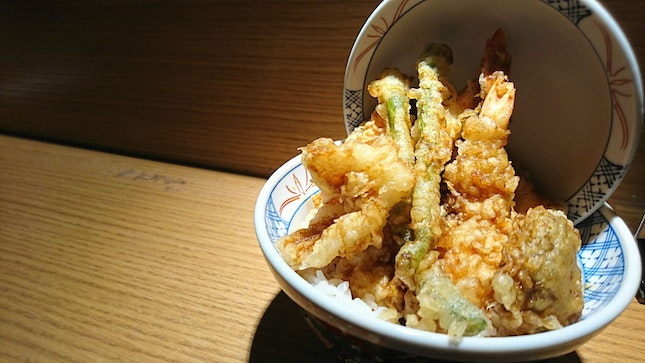 Amazing Tendon With Amazing Portions