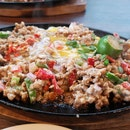 Sizzling Pork Sisig ($13.90 1 For 1 With #burpplebeyond