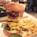 THE Burger Tower
