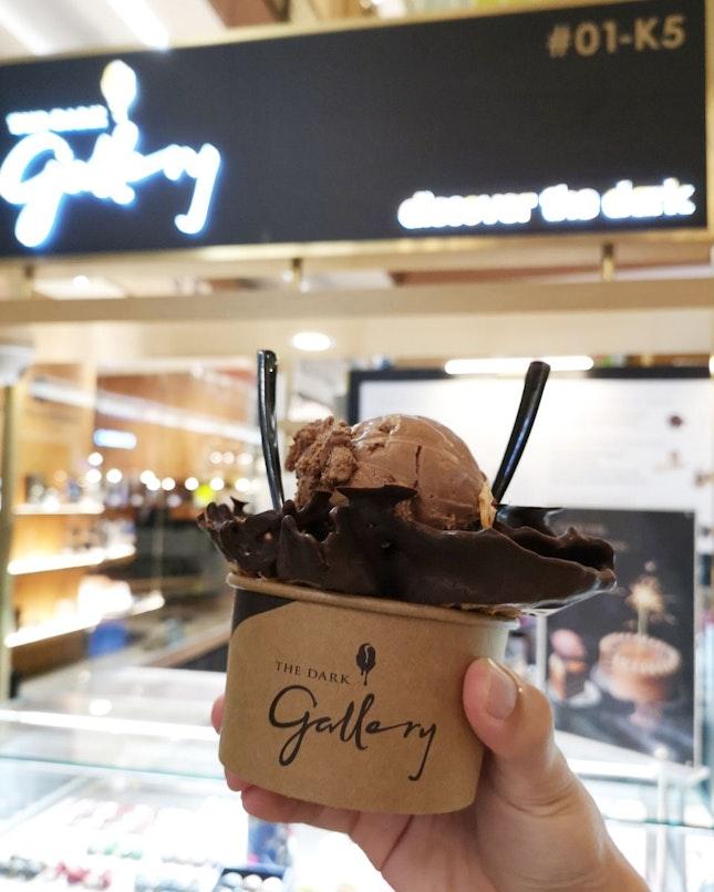 One Of The Best Chocolate Ice Cream!
