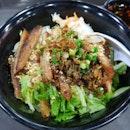 Vietnamese Pork Chop Bee Hoon ($6)