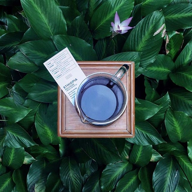 Coffee the fancy way  #ethiophiakochere #cofeetime #coffeelife #coffeetime #igfood #klcoffeespots #brunchkl #coffeefix #klfoodies #coffeelovers #ifoodbuzz #igersmalaysia #cafemalaysia #cafehopmy #flatlay #coffeeftw #ig_malaysia  #malaysiancafes #burpple #mycafefood