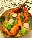 Live Boston Lobster Pasta