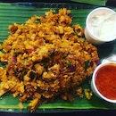 Chicken Kothu Prata