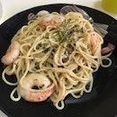 Küchef: Seafood Pasta