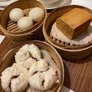 Char Siew Bao, Ma Lai Gao, Liu Sha Bao