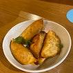 Fried Pierogi ($8)