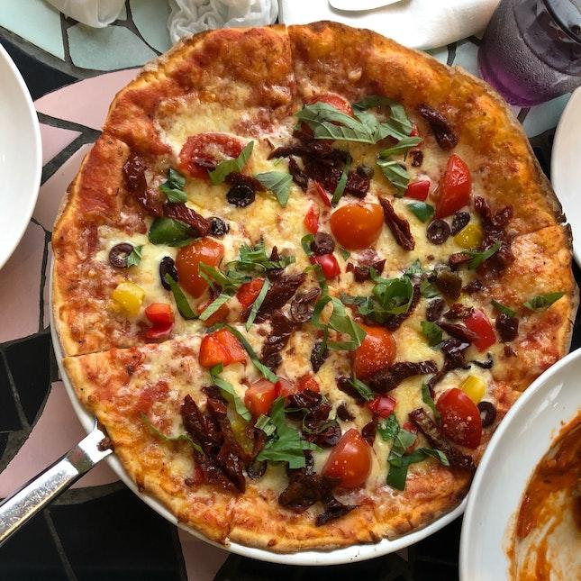 Supremo Pizza ($24)