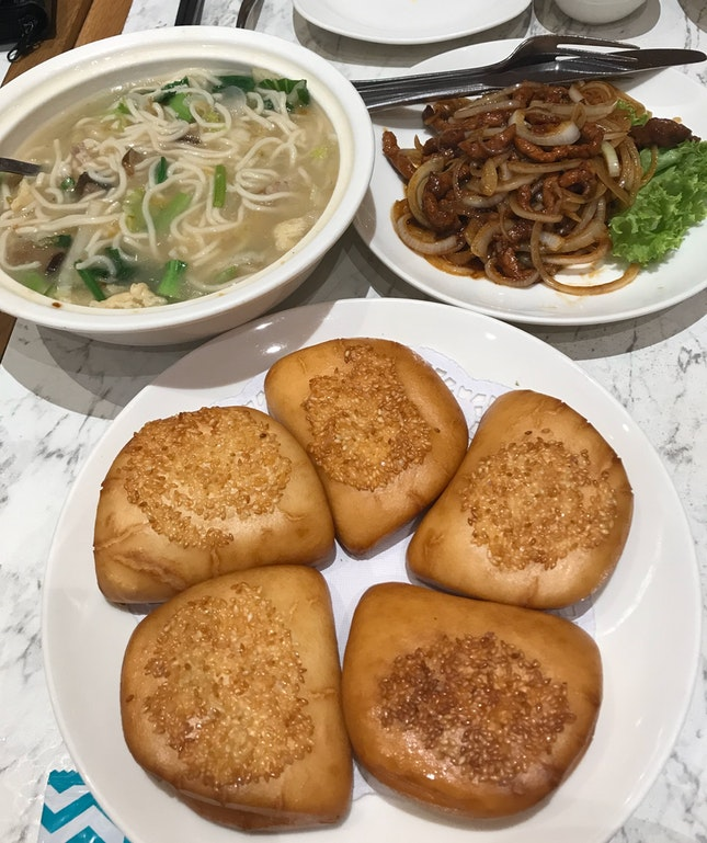 Kong Bak Pau ($4.90/pc)
