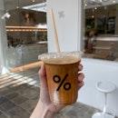 Iced Caffe Latte ($8)