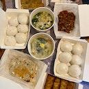 Meesua Kueh, CCF, Lotus Pau, Char Siew Pau, Zichar Dishes