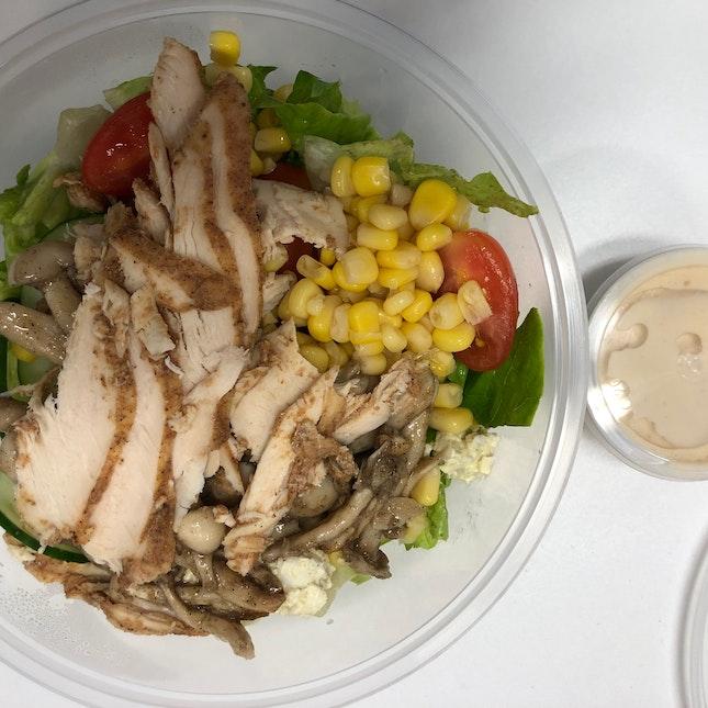 DIY Salad ($6.50)