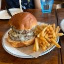 Double Cheeseburger ($16)