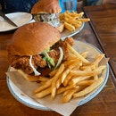 Fried Chicken Sandwich ($12 as part of the Sunday promo)