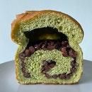 Matcha Loaf ($3)