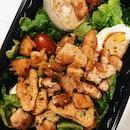 Goma Chicken Salad