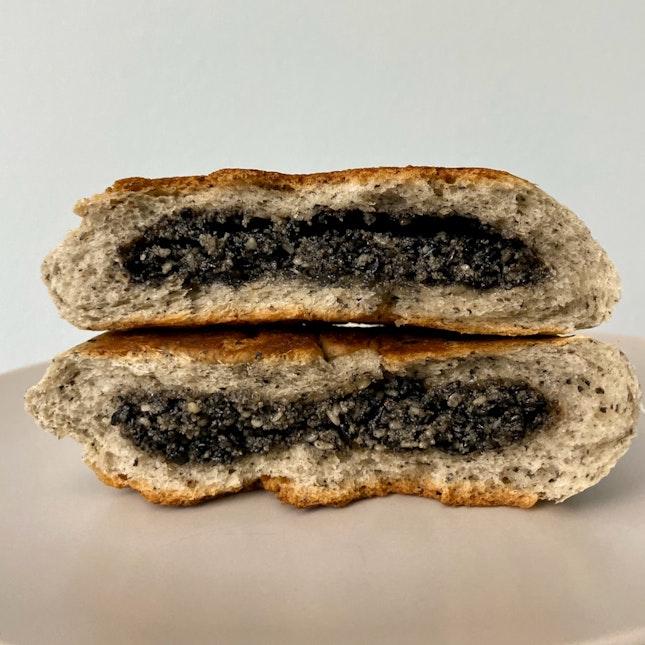 Black Sesame Bun ($1.80?)
