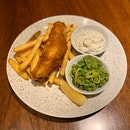 Fish And Chips ($34)