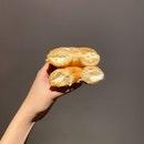 Citrus Yuzu Donut ($2.60)