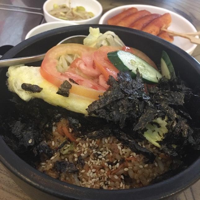 Green Kitchen Kimchi: The Boneless Kitchen (Tai Seng) - Singapore