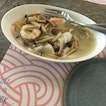 Stewed Seafood Fish Noodles