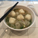 Fish Ball Kway Teow