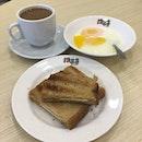 1983 Coffee & Toast (Singapore Management University)
