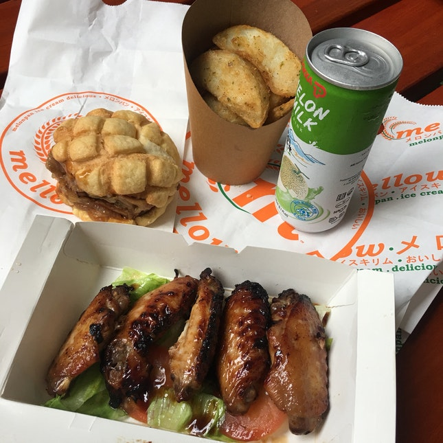 Value Meal & Wings