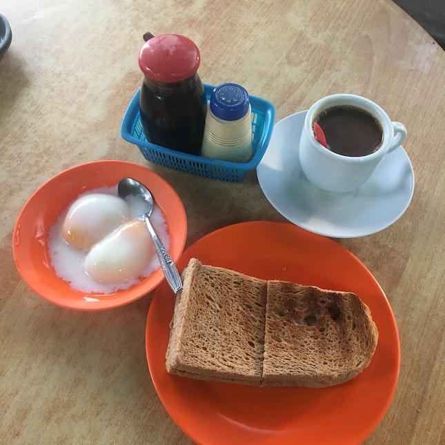 Kaya Toast Set 1