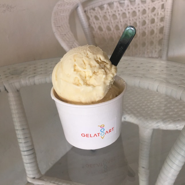 Gelato In A Cup
