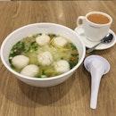 Fishballs Noodles
