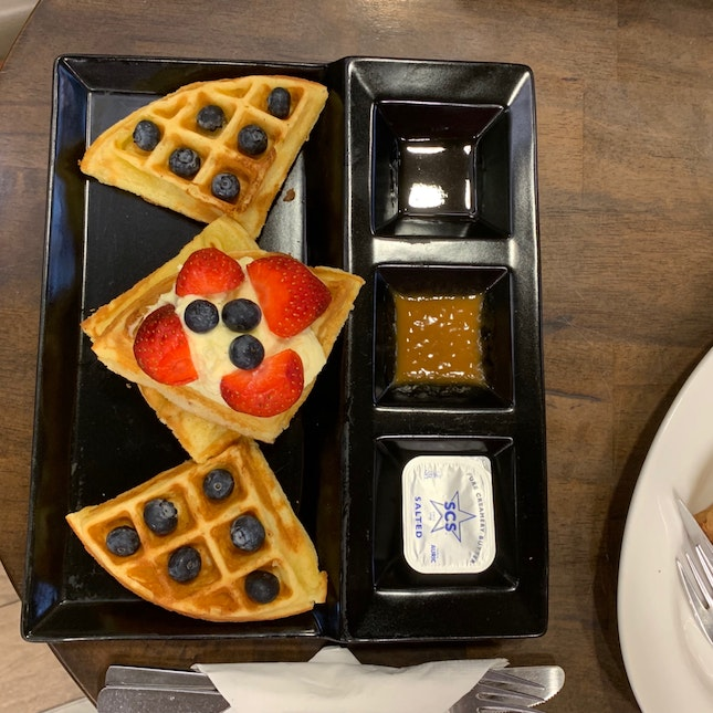 Waffles (Create Your Own)