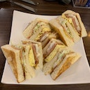 Honolulu Club Sandwich