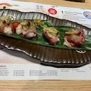 Roasted Kagoshima Wagyu Beef w Garlic