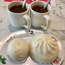 Bao With Beverage