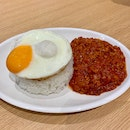 Tomato Minced Meat Fried Egg Rice