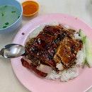 Roast Duck & Pork Belly Rice