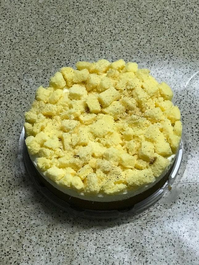 Mao Shan Wang Durian Cheesecake